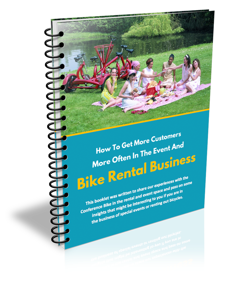 Starting a Bicycle Rental Business